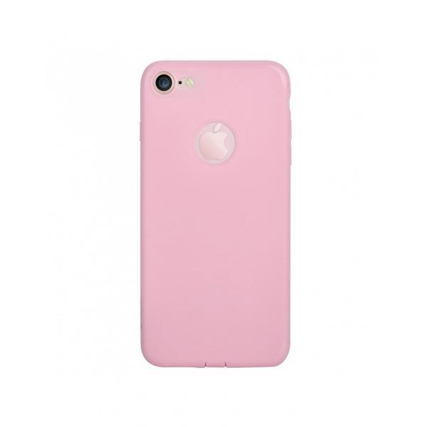 Carcasa protectie spate din gel TPU pentru iPhone 7 0