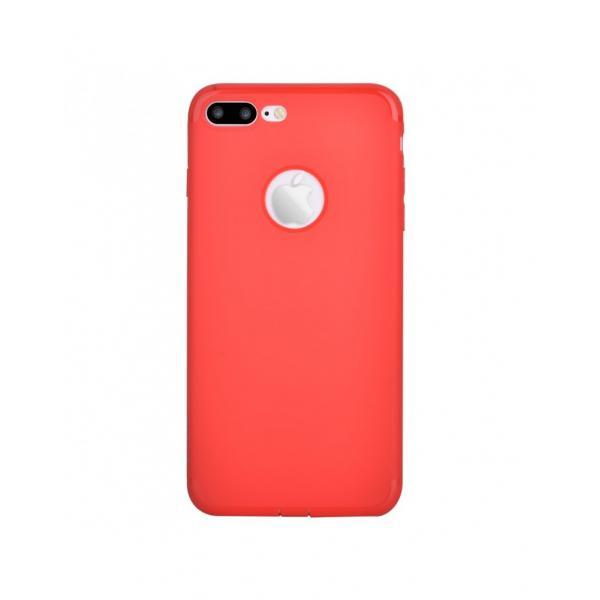 Carcasa protectie spate din gel TPU pentru iPhone 8 Plus / iPhone 7 Plus 0