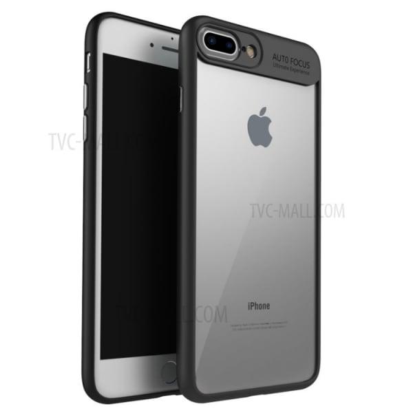 Carcasa protectie spate din gel TPU si acrilic pentru  iPhone 8 Plus / 7 Plus 5.5 inch 0