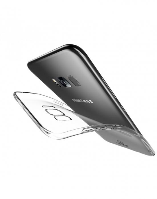 Carcasa protectie spate din gel TPU Usams pentru Samsung Galaxy S8+ G955 0