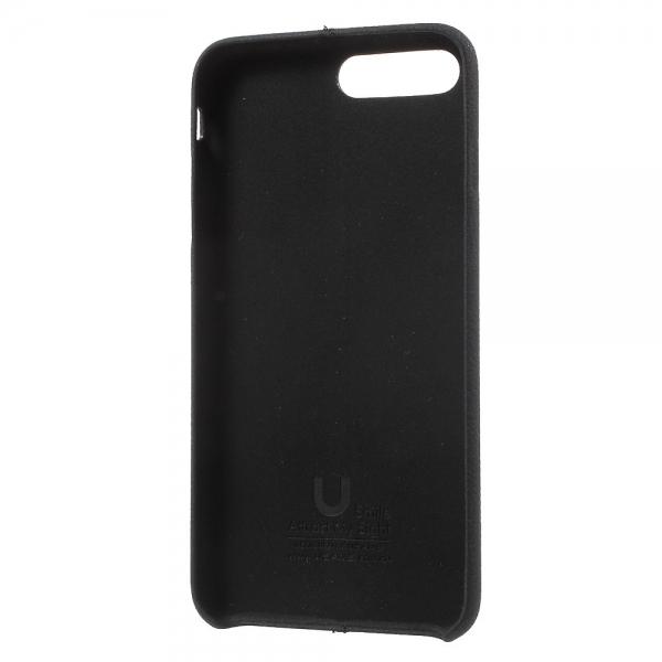 Carcasa protectie spate din piele ecologica si plastic pentru iPhone 8 / 7 4.7 inch 1