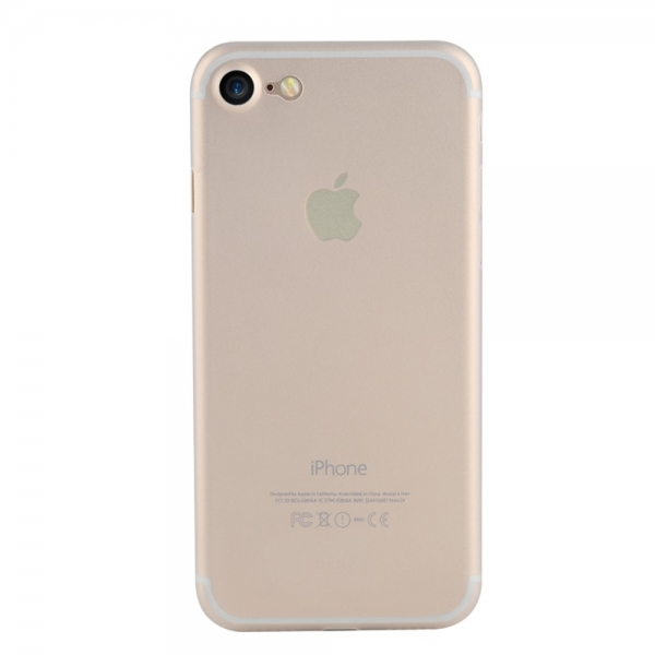 Carcasa protectie spate din plastic 0.4 mm pentru iPhone 7/ iPhone 8 0