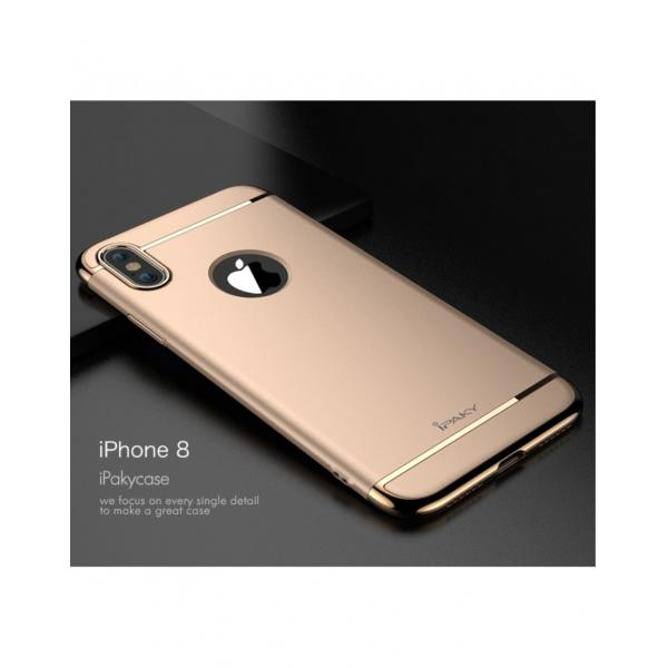 Carcasa protectie spate din plastic ipaky pentru iPhone X 5.8 inch - amiplus.ro 2