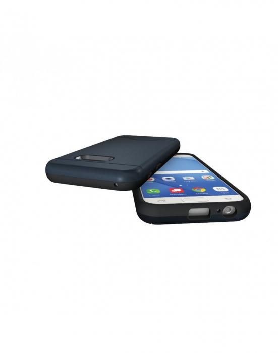 Carcasa protectie spate din plastic si gel TPU pentru Samsung Galaxy A3 (2017) 4