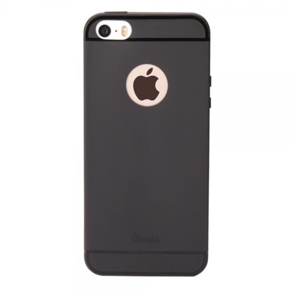 Carcasa protectie silicon iPhone 5S / SE / 5 0