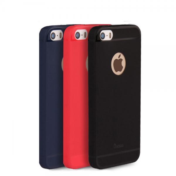 Carcasa protectie silicon iPhone 5S / SE / 5 1