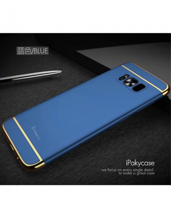 Carcasa protectie spate IPAKY din plastic pentru Samsung Galaxy S8 Plus 1
