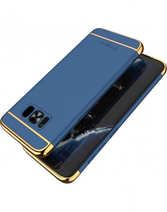 Carcasa protectie spate IPAKY din plastic pentru Samsung Galaxy S8 Plus 0