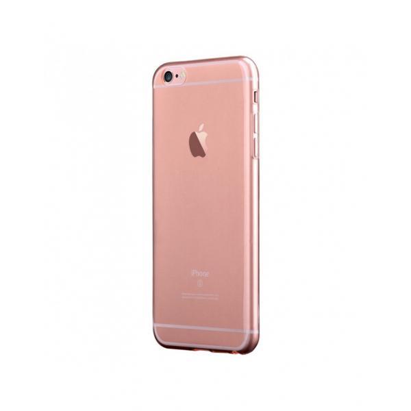 Carcasa protectie spate subtire DEVIA din gel TPU pentru iPhone 6 Plus / 6S Plus 5.5 inch 1