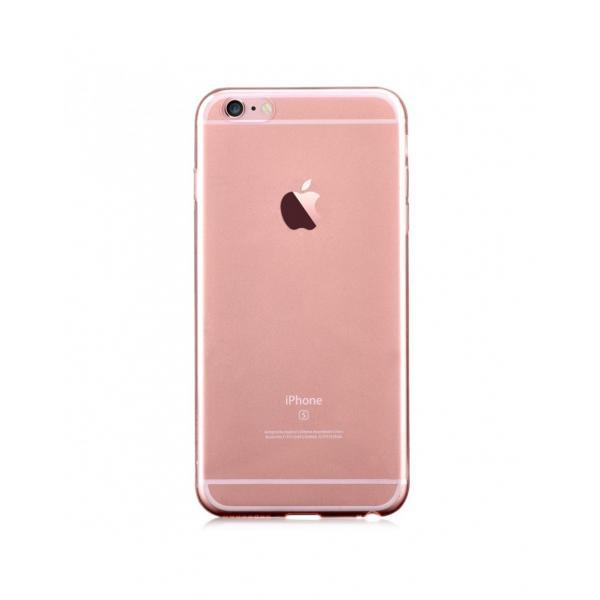 Carcasa protectie spate subtire DEVIA din gel TPU pentru iPhone 6 Plus / 6S Plus 5.5 inch 0