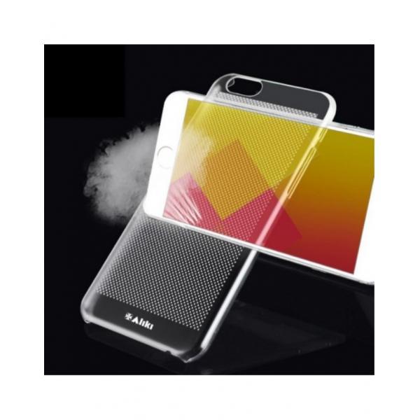 "Carcasa protectie spate tip mesh din gel TPU pentru Iphone 6 Plus 5.5"" 1"