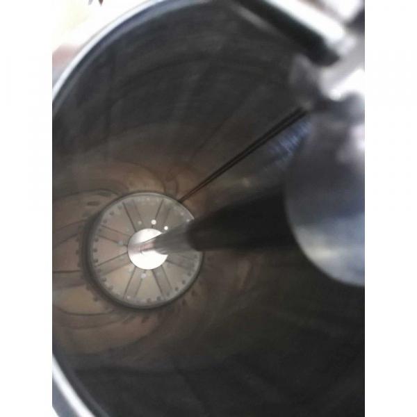 Aparat de umplut carnati vertical, inox, 5.5kg, 6 palnii incluse 1