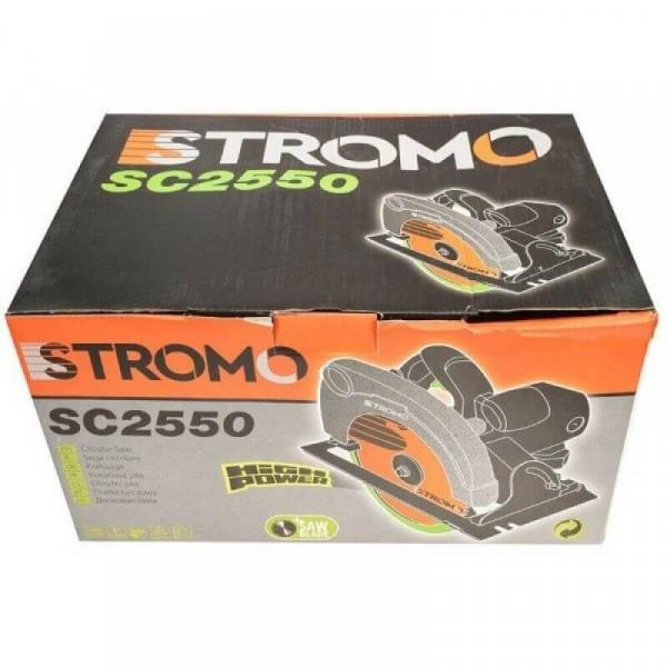 Fierastrau circular 2550W, 235mm, STROMO SC2550 [1]
