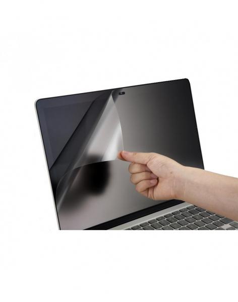 Pachet folie protectie ecran anti-glare si folie clara trackpad pentru Macbook Air 13 1