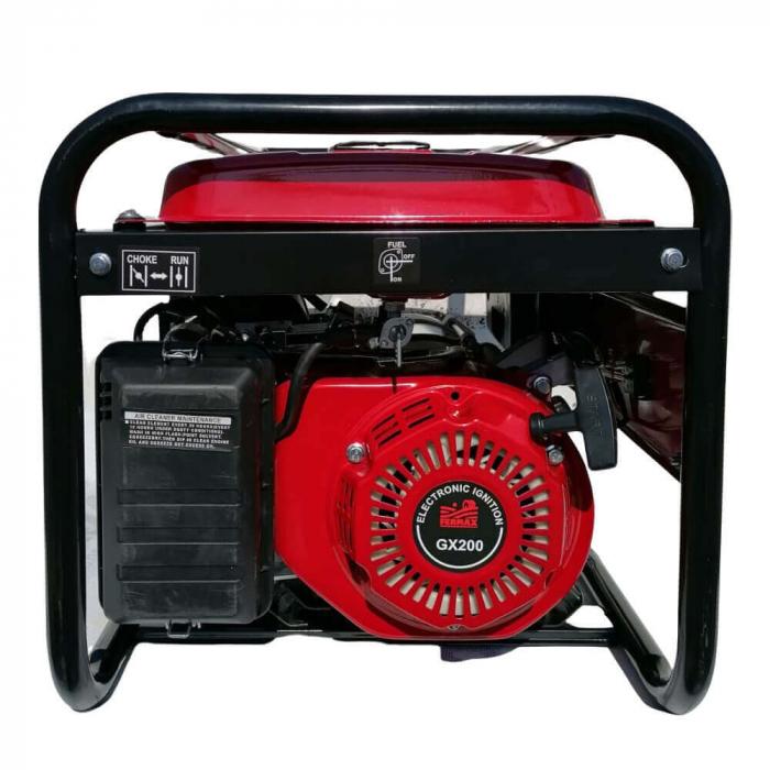 Generator electric pe benzina FERMAX, 2800W, 7Cp [1]