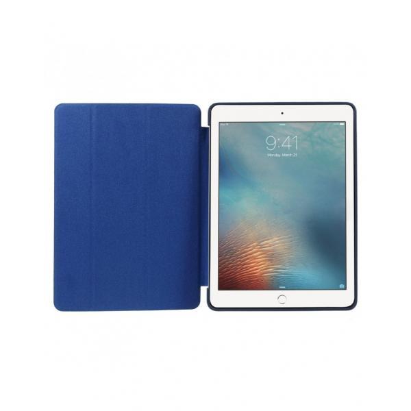 Husa de protectie cu carcasa spate din silicon pentru iPad 9.7 (2017/2018), neagra 1