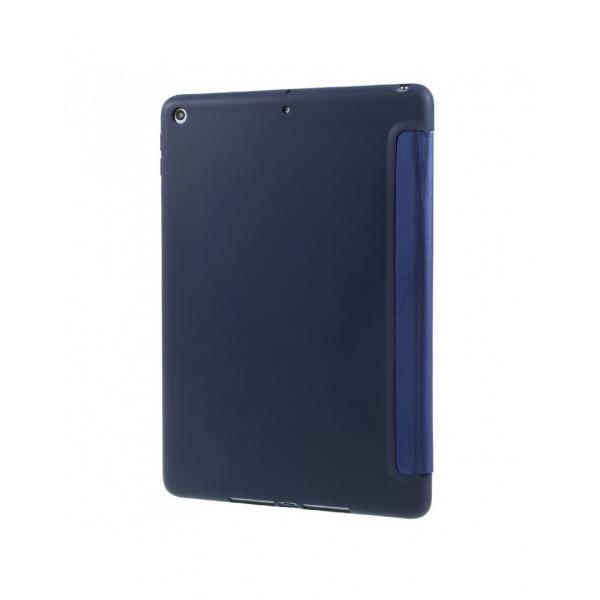 Husa de protectie cu carcasa spate din silicon pentru iPad 9.7 (2017/2018), neagra 3
