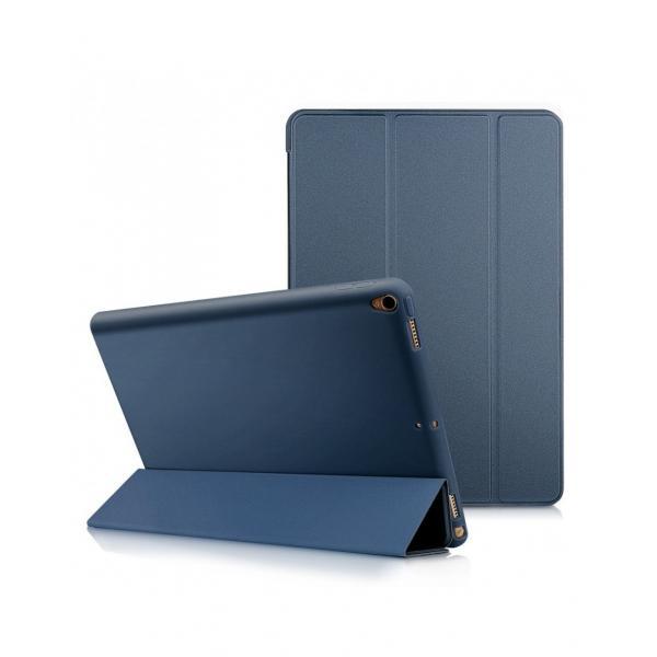 """Husa de protectie din piele ecologica si gel TPU pentru iPad Pro 10.5"""" (2017) 0"""