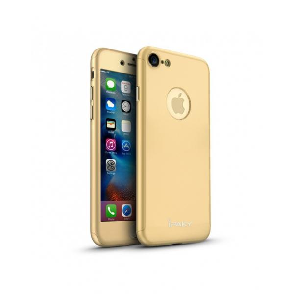 Husa protectie completa IPAKY pentru iPhone 7 4.7 inch 0