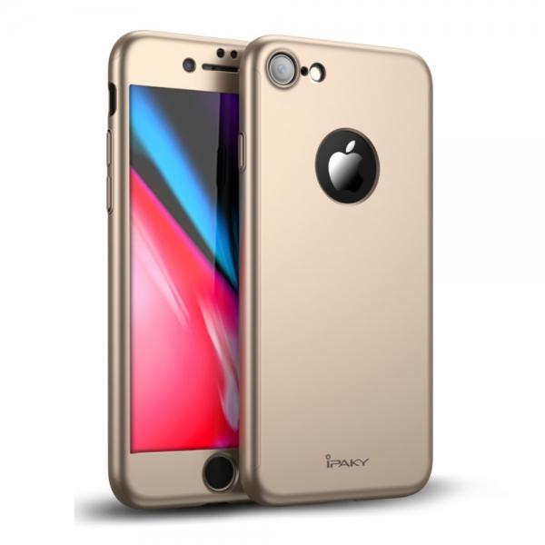 Husa protectie completa IPAKY pentru iPhone 8 0