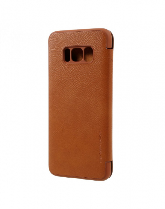 Husa protectie G-Case din piele ecologica pentru Samsung Galaxy S8 Plus 2