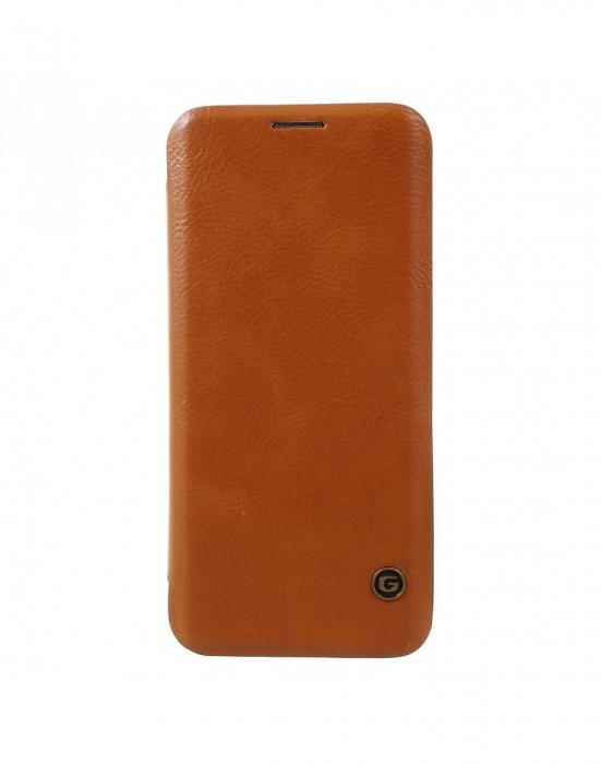 Husa protectie G-Case din piele ecologica pentru Samsung Galaxy S8 Plus 0
