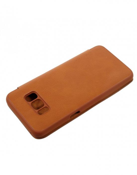 Husa protectie G-Case din piele ecologica pentru Samsung Galaxy S8 Plus 3