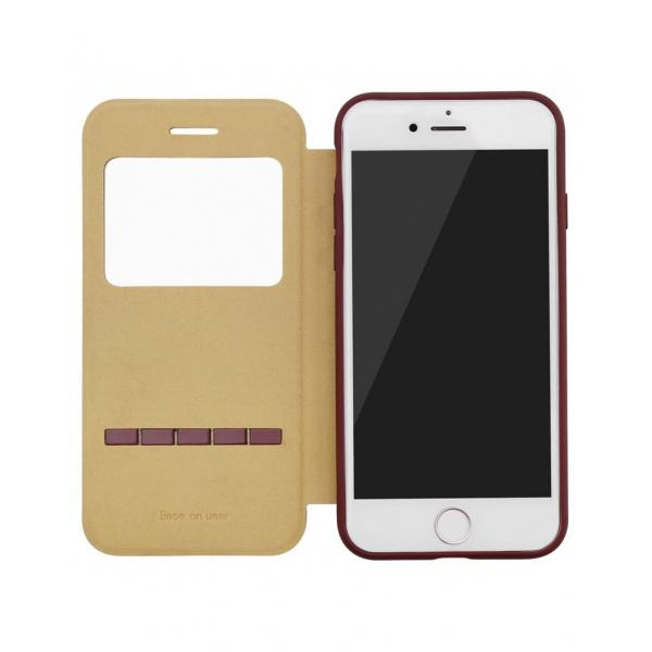 "Husa protectie ""Smart View"" BASEUS pentru iPhone 7 Plus 5.5 inch 3"