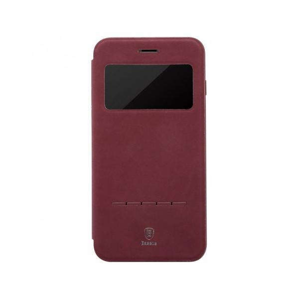 "Husa protectie ""Smart View"" BASEUS pentru iPhone 7 Plus 5.5 inch 0"