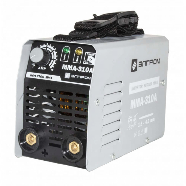 Invertor aparat de sudura Elprom 310A, 300Ah, MMA [0]