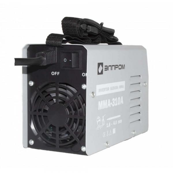 Invertor aparat de sudura Elprom 310A, 300Ah, MMA [2]