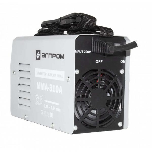 Invertor aparat de sudura Elprom 310A, 300Ah, MMA [3]