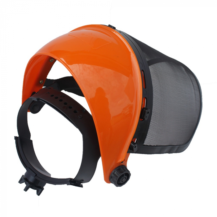 Masca protectie motocoasa cu viziera [1]