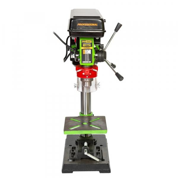 Masina de gaurit de banc fixa Procraft BD1750 1750W, 16mm, 9 viteze 0