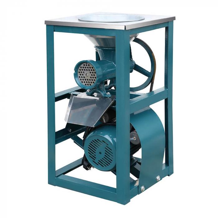 Masina electrica de tocat carne, Fermax, Nr. 32, cu masuta, 1500W, 1400 RPM [0]