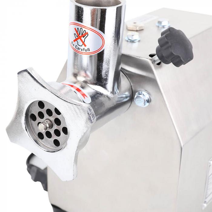 Masina electrica de tocat carne, Fermax MK-8, semiprofesionala, 500W, 60kg/h [2]