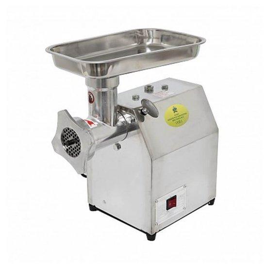 Masina de tocat carne electrica profesionala MK-12, Micul Fermier, 800w, 150Kg/h, inox [2]