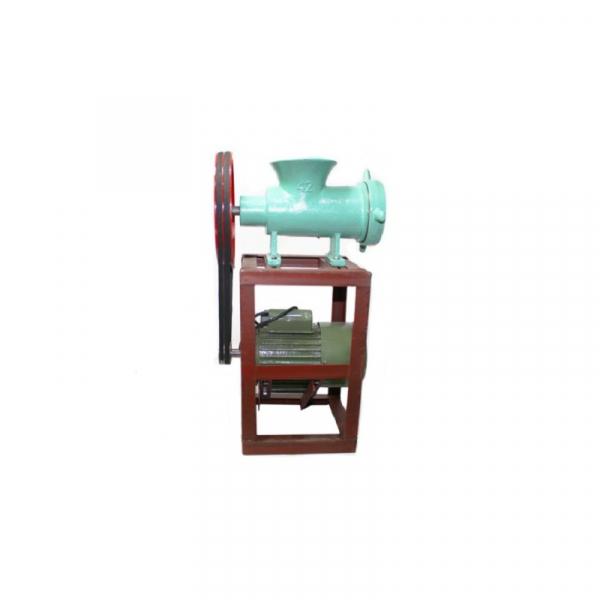 Masina electrica de tocat carne nr. 42 cadru de fier 2.2 KW 1