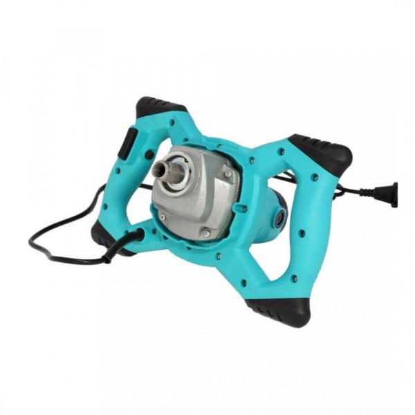Mixer amestecator electric de mortar, adezivi si vopsea, DeToolz, 1200 W, 700 RPM 0