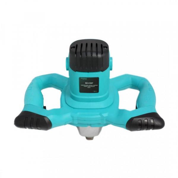 Mixer amestecator electric de mortar, adezivi si vopsea, DeToolz, 1200 W, 700 RPM 4