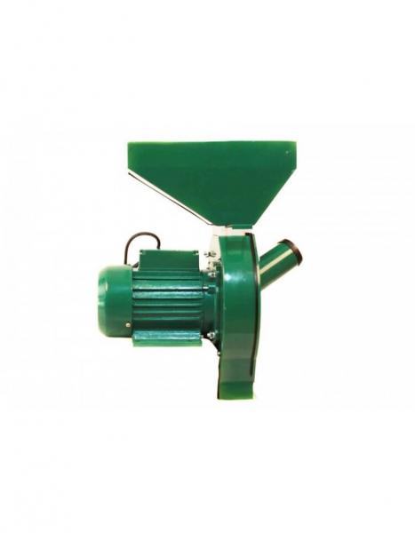 Moara Micul Gospodar (ML-075B ), 3.5KW, 240kg/h, verde, Model 2019 1