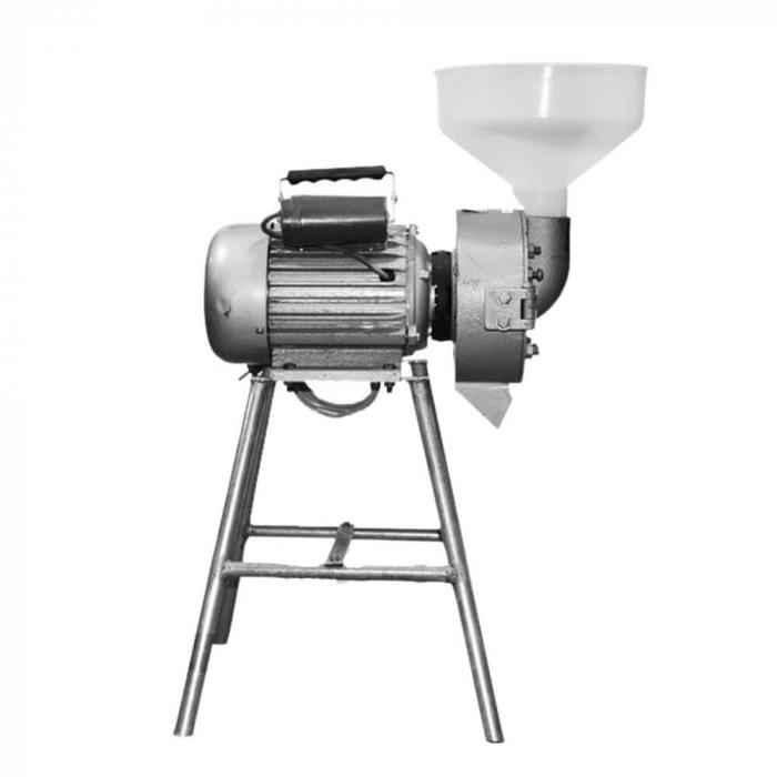 Moara electrica pentru cereale DM-WZ 125-2 0