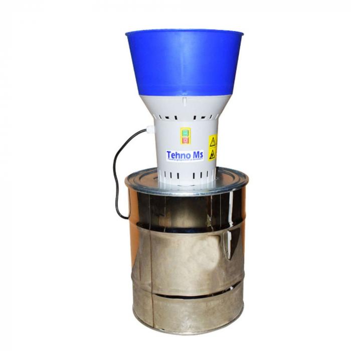Moara electrica pentru cereale HOLZ MILL-50L INOX 0