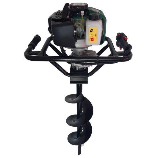 Motor Motoburghiu Foreza Fermax , 4 CP, 200 rpm 3