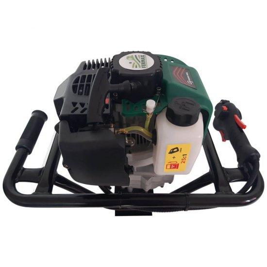 Motor Motoburghiu Foreza Fermax , 4 CP, 200 rpm 1