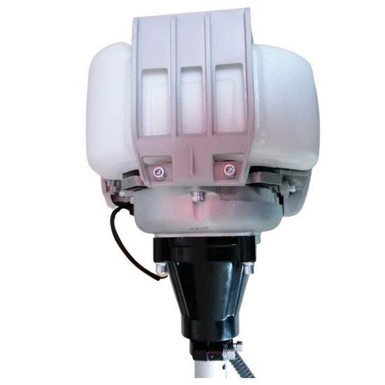 Motocositoare Fermax T5600, motor 4 timpi, 7CP, accesorii incluse 9