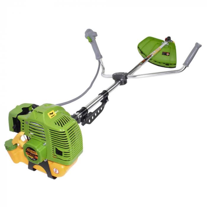 Motocositoare pe benzina, ProCraft T4200, 5.7 CP, 4200 W, 9000 RPM, 12 accesorii incluse [3]