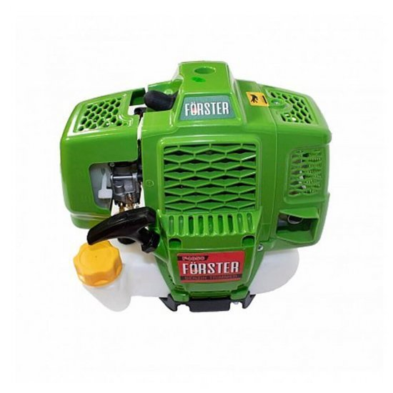 Motocoasa pe benzina Forster F4350, 4.3 kW, 9000 rpm, 415 mm, 4 sisteme taiere 2