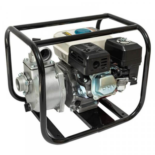 Motopompa apa, 5.5CP, 2 Toli, 35m3/ora, senzor in baia de ulei 1
