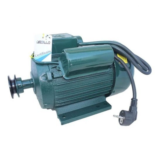 Motor electric monofazat 3 kw, 1500 rpm 3